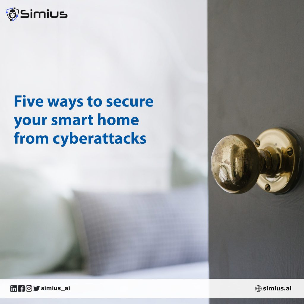 Protecting your home from cyber attack