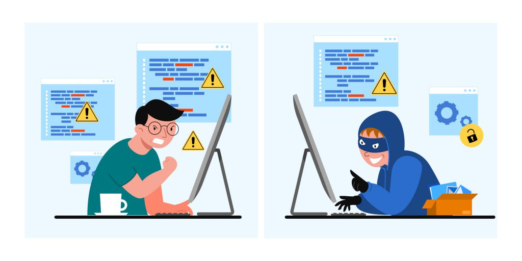Change the game by learning alternative methods for cyber security.