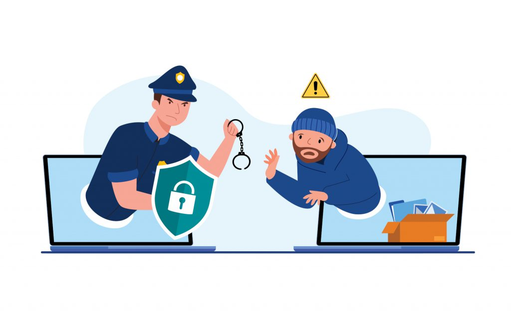 Cyber criminals are no match for a secure network with a good recovery strategy.