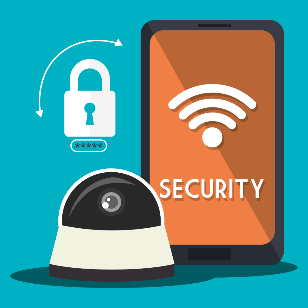 Security measures will ensure smart cameras do not get breached.